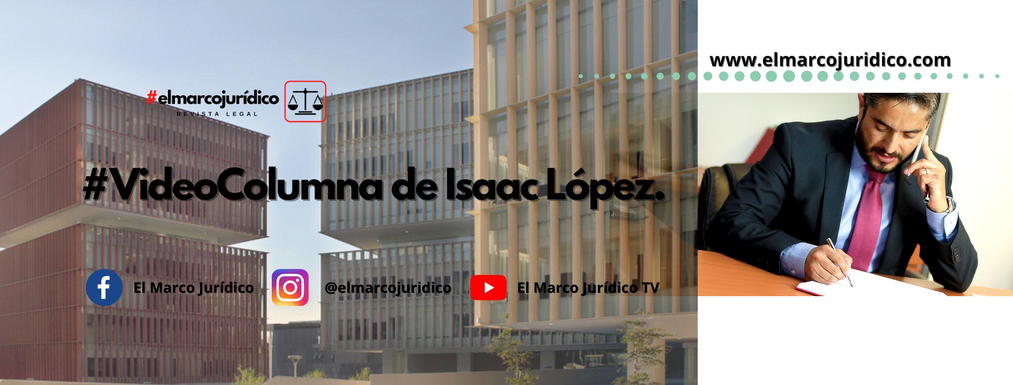 Delitos empresariales (vídeo) | Por Isaac López Medina.